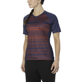 Giro Roust Jersey Women midnight lines